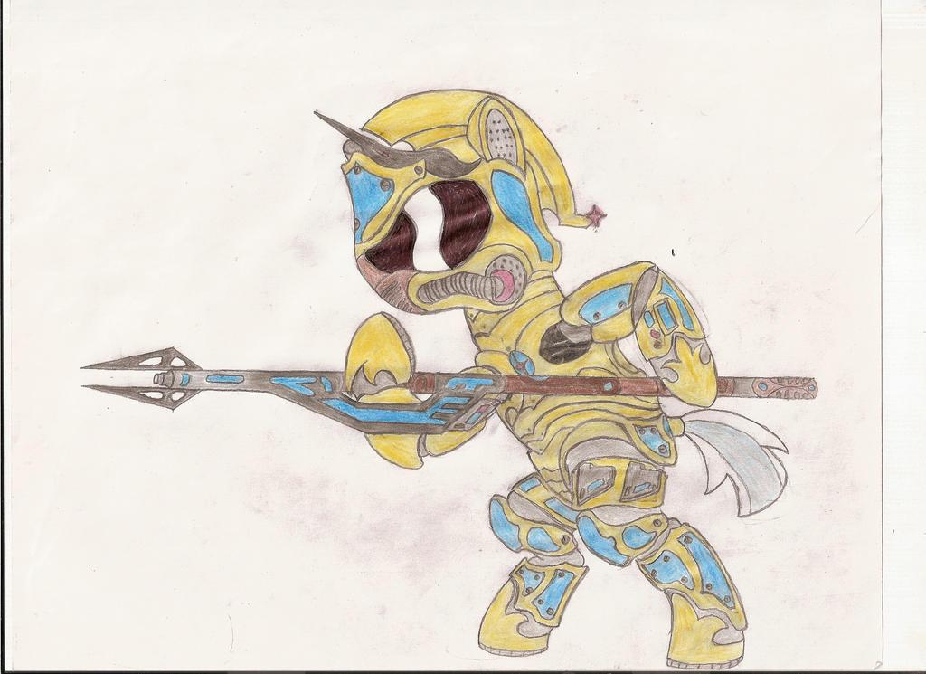 la galeria de Tay: a lapiz Celestian_royal_guard_of_the_new_milenium_in_color_by_tay_houby-d5g7ia3
