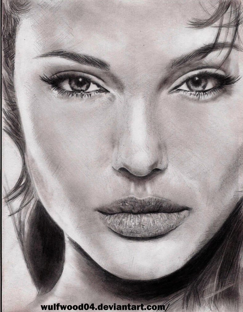 Hi5, Angelina Jolie Sketch