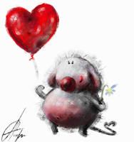Valentines Day by Anelu
