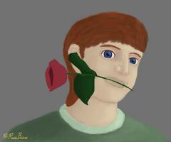 Rose 4c by RachBurns
