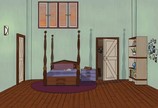 Cera's Bedroom 2019