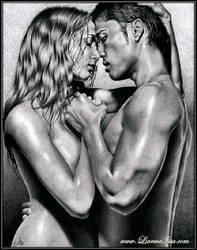 Kiss by Lianne-Issa