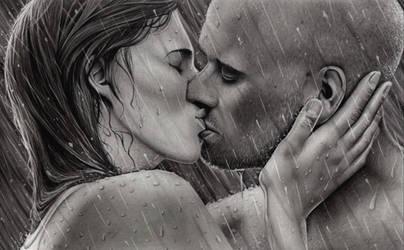 Wet Kiss by Lianne-Issa