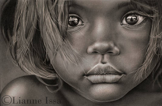 Little Girl Brazil