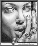Angelina Jolie by Lianne-Issa