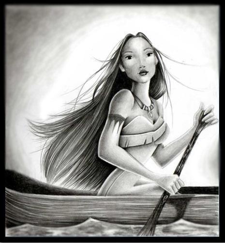 Disney Princess by Lianne-Issa