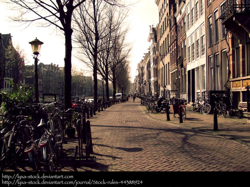 Amsterdam 04 by Lyxa-Stock
