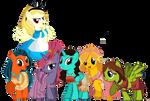 Disney The Adventure Princesses by evergreen2024