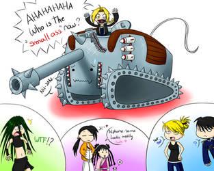 Tank Alphonse by Kamhi