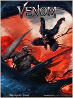 Venom Movie 2018 by Markbizkit
