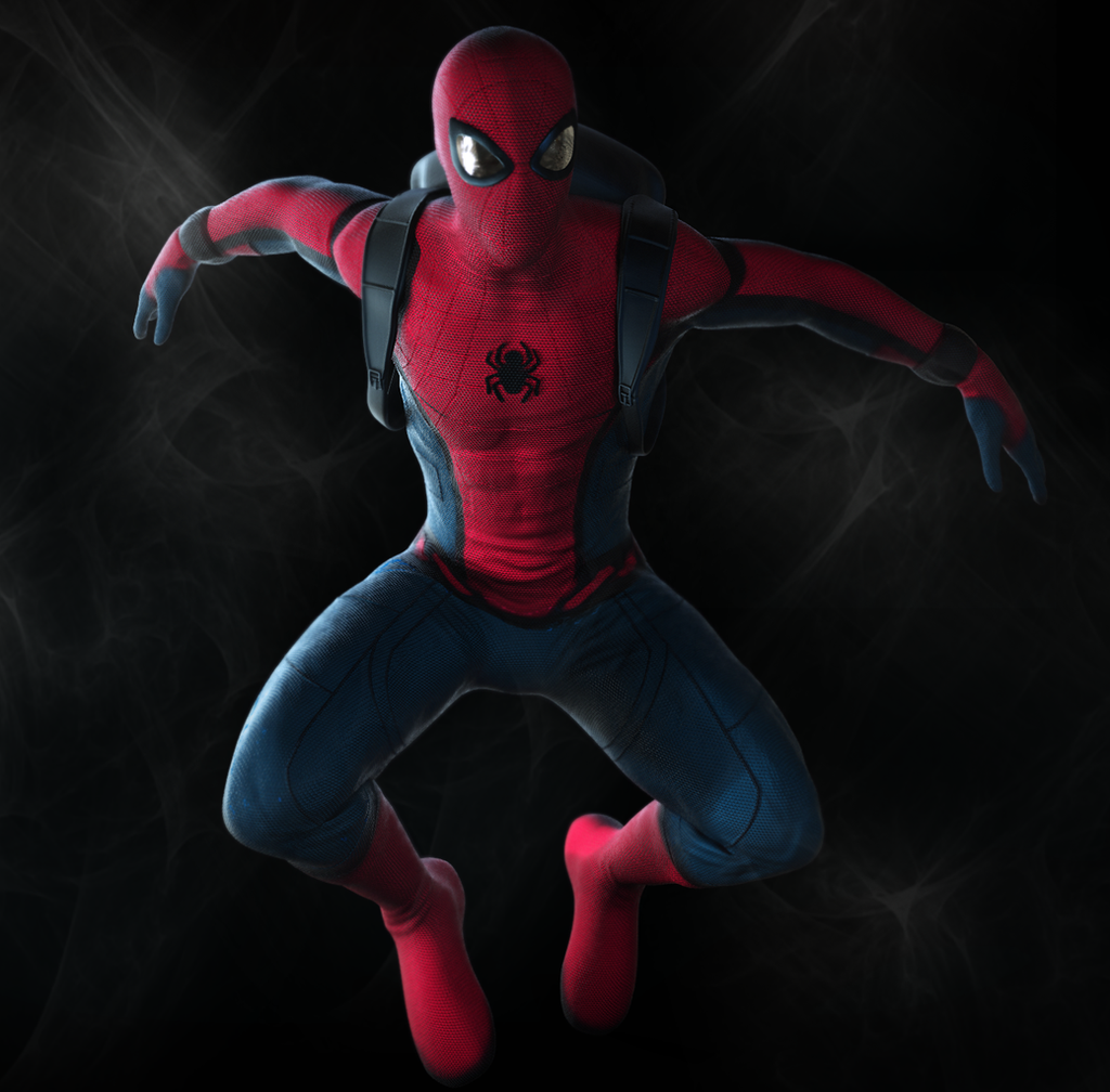 Spider Man Homecoming By Danny10117 On DeviantArt