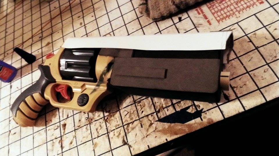 Destiny Golden Gun by WhimsicalCaptnJ ...