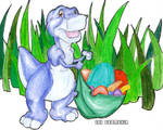 Land Before Time - Chomper