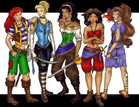 The Pirates of Disney