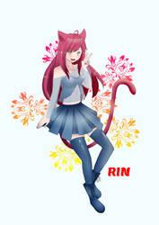 [C] Rin by shiori887