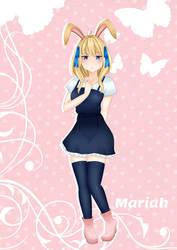 [C] Mariah for xxAkarin by shiori887