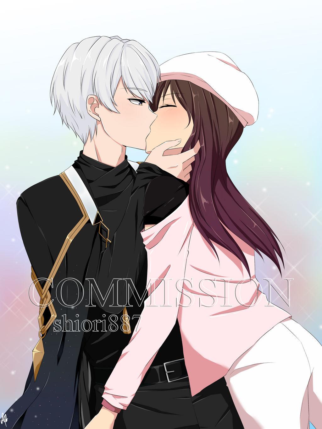 [C] Solomon and Sakura Minako