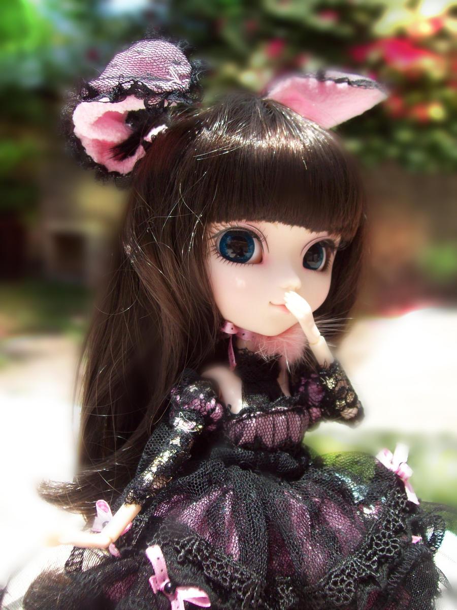 Kagami - Pullip Clara by blindychan