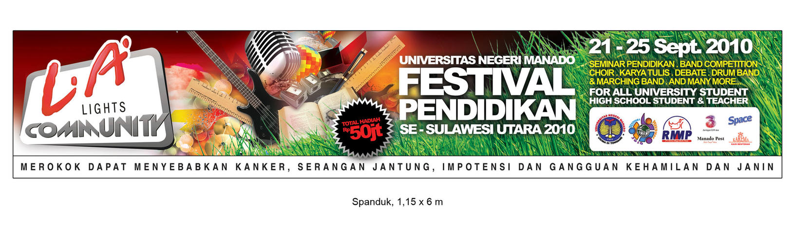 Festival Pendidikan II by Janitra