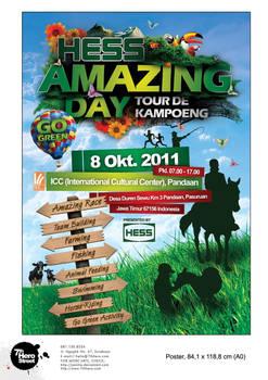 HESS Amazing Day Tour De Kampoeng