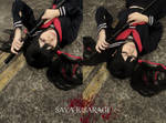 Blood C:The Last Dark - Kisaragi Saya