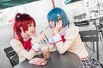 Puella magi madoka magica - Kyouko and Sayaka