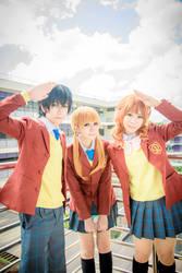 Haru, Mitty and Natsume