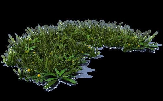 steampunk Grass 05