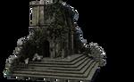 Temple ruine 10f