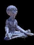 Alien humanoD 04