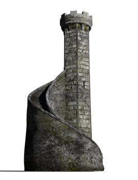 Daz3d fantasy castle tour esca-colimasson 02