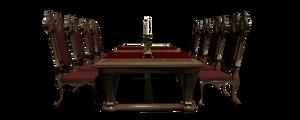 Baroque Grandeur Table 07