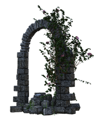 Ruine Deco 01 by coolzero2a