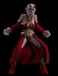 Jezebeth Demon 01 by coolzero2a