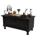 06 Magical Elements Table Long
