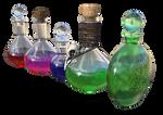 08 Magical Elements Potions