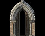 09 Element  Arche door