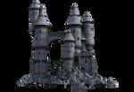 Fantasy island castle 02