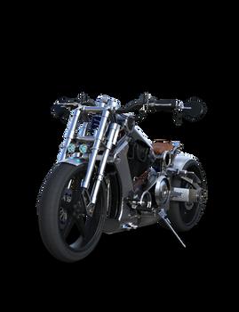 Street Bike CF120 01