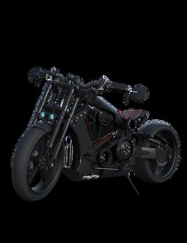 Street Bike CF120 02