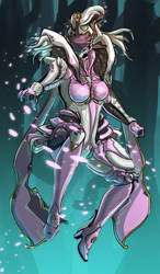 Saryn Prime by VolverseLoco