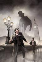 Sherlock Holmes: Revenant by gjsx51
