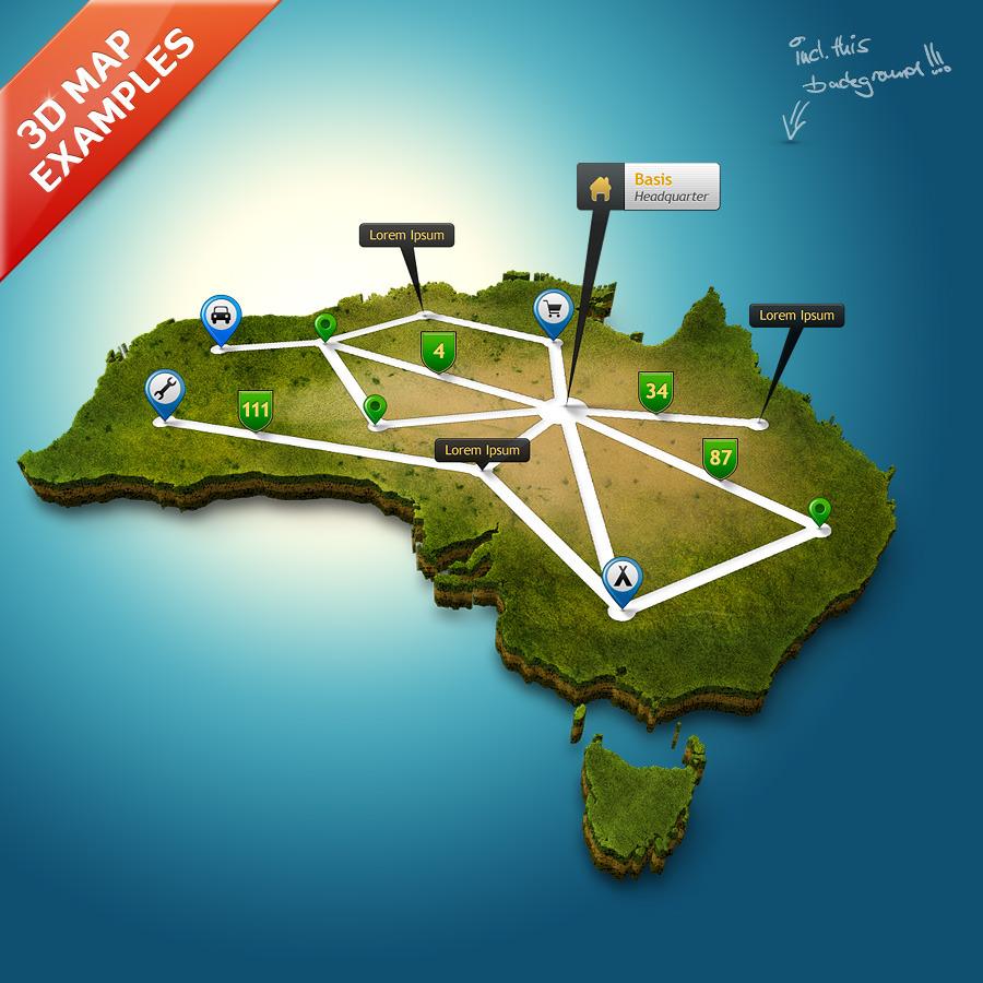 3D Map Generator Pro Easy Routes By Lyova12 On DeviantArt