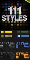 100 Photoshop Styles