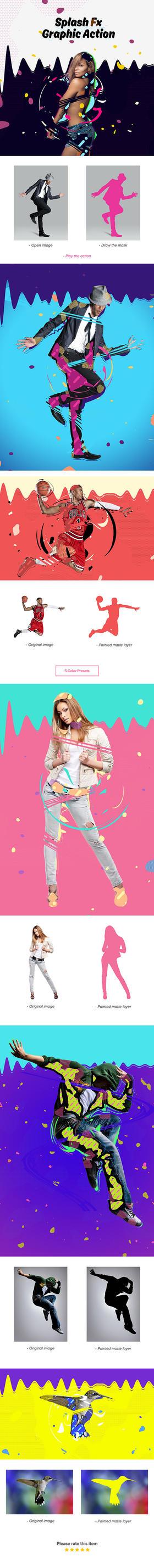 Splash Fx Graphic Action by Lyova12