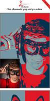 Neo Chromatic Pop Art Ps Action