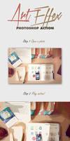 ArtEffex Photoshop Action by Lyova12