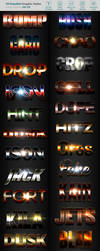 50 Text Effects - Bundle Vol. 05 by Lyova12