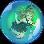 Minami Kotori Bubble skin art