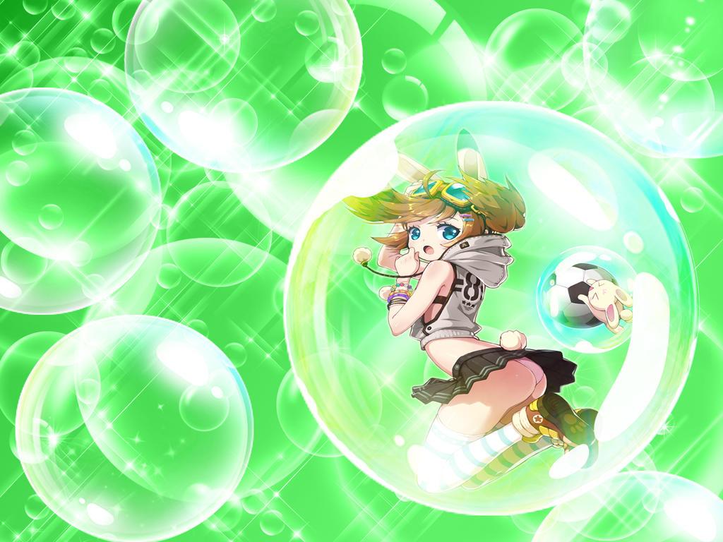 Rudile Bubble  ( Background ) by sunnyDg